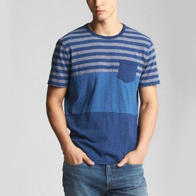 Men stripe T[S(95)]